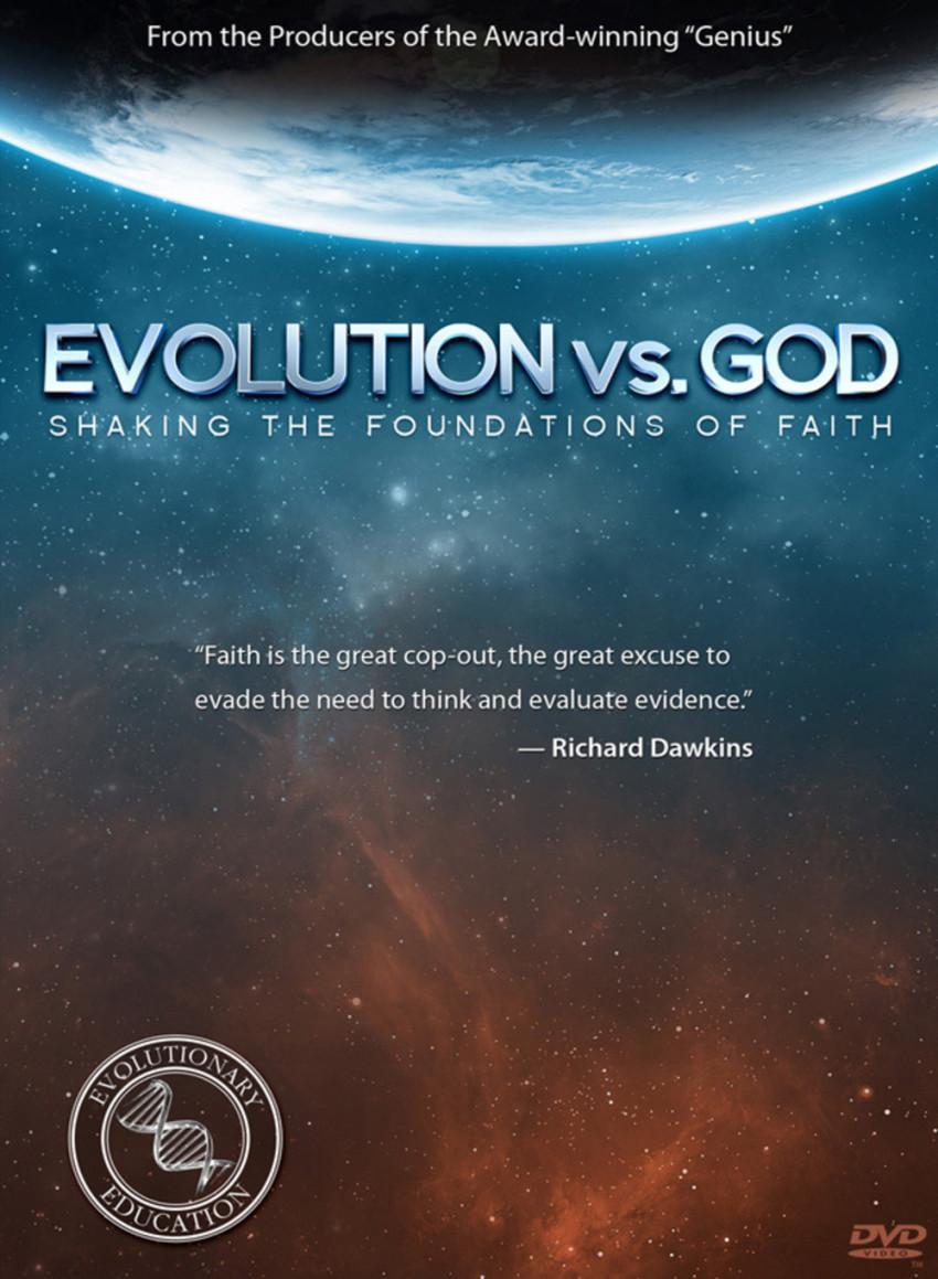 supporting evolution through god Through a combination of scientific evidence and biblical moralities, the intelligent design theory was established to accommodate believers in the divine christ and the theory of evolution this group believes that evolution is occurring, but that god created the start of all life.